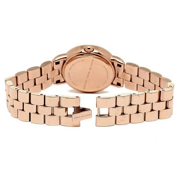 Mini Marci Rose Gold-tone Bracelet Ladies Watch