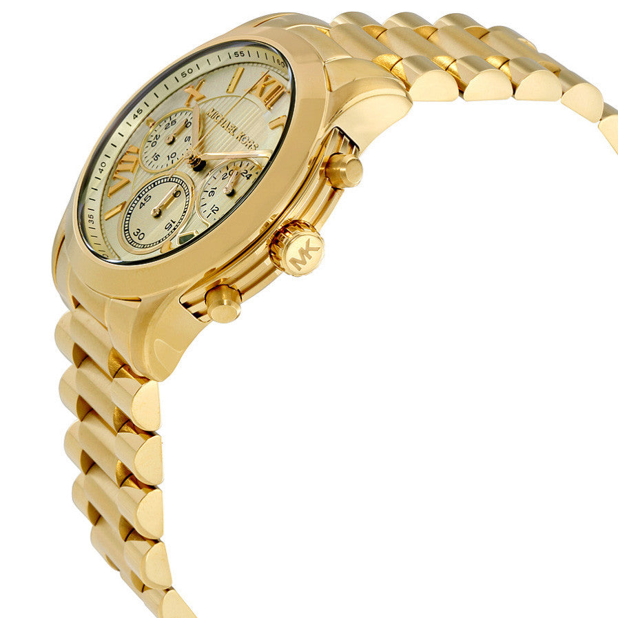Cooper Chronograph Gold Dial Gold-Tone Ladies Watch
