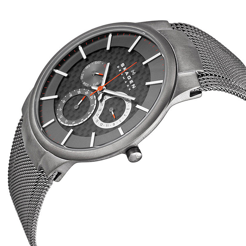 Titanium Multifunction Men's Watch