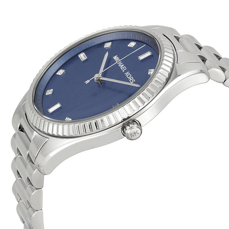 Blake Blue Dial Stainless Steel Men's Watch