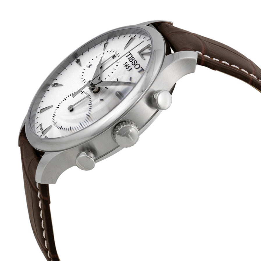 Tradition Chronograph Silver Dial Men's Watch