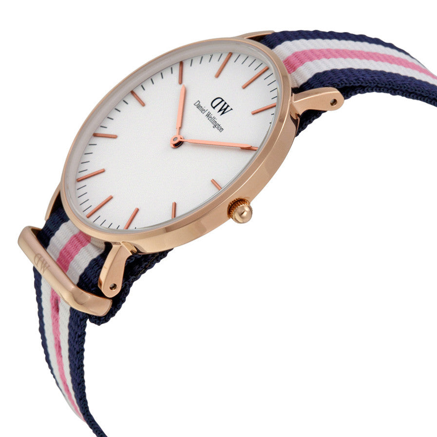 Classic Southampton Rose Gold 36mm Ladies Watch