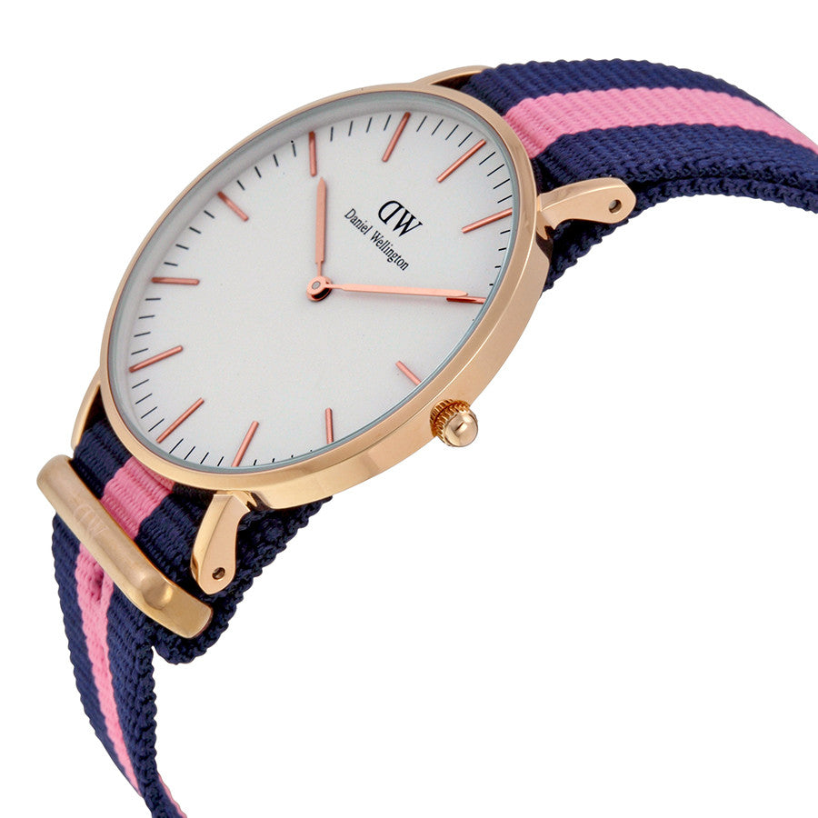 Classic Winchester Rose Gold 36mm Ladies Watch