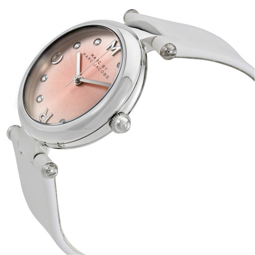 Dotty Gradient Dial White Ladies Watch