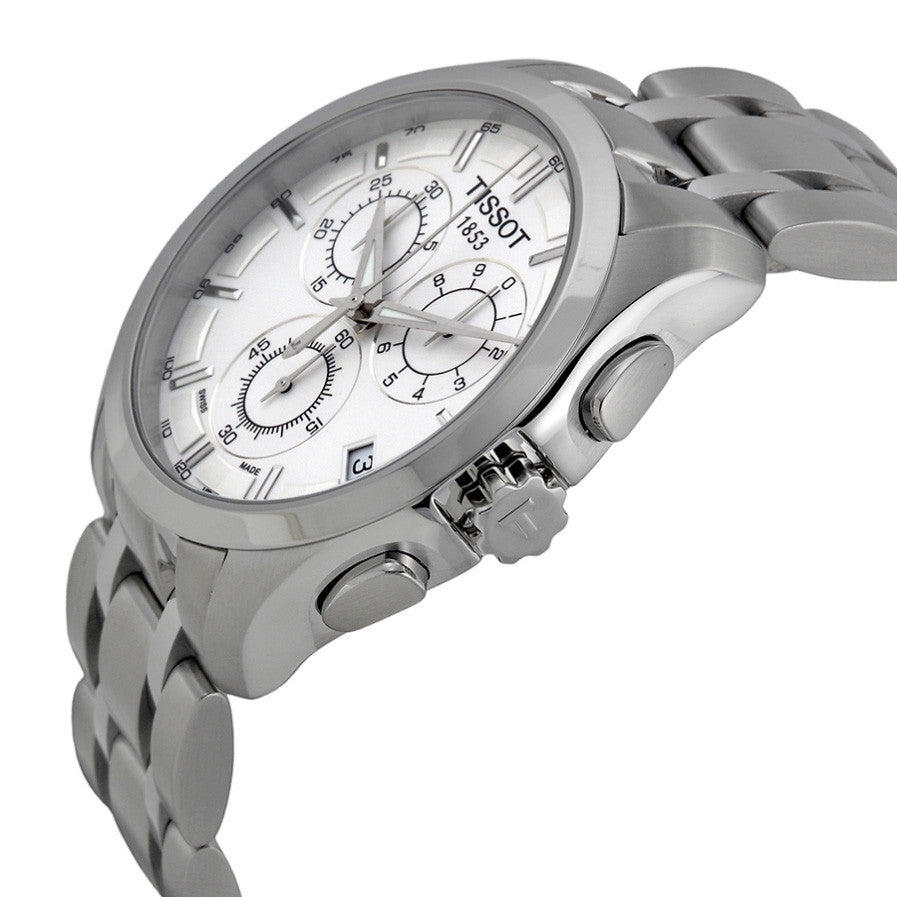 Couturier Stainless Steel Men's Watch