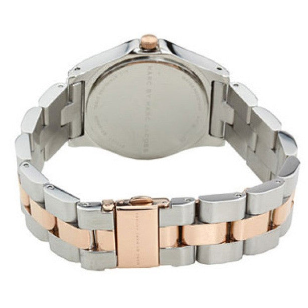 Blade Two-tone Stainless Steel Ladies Watch