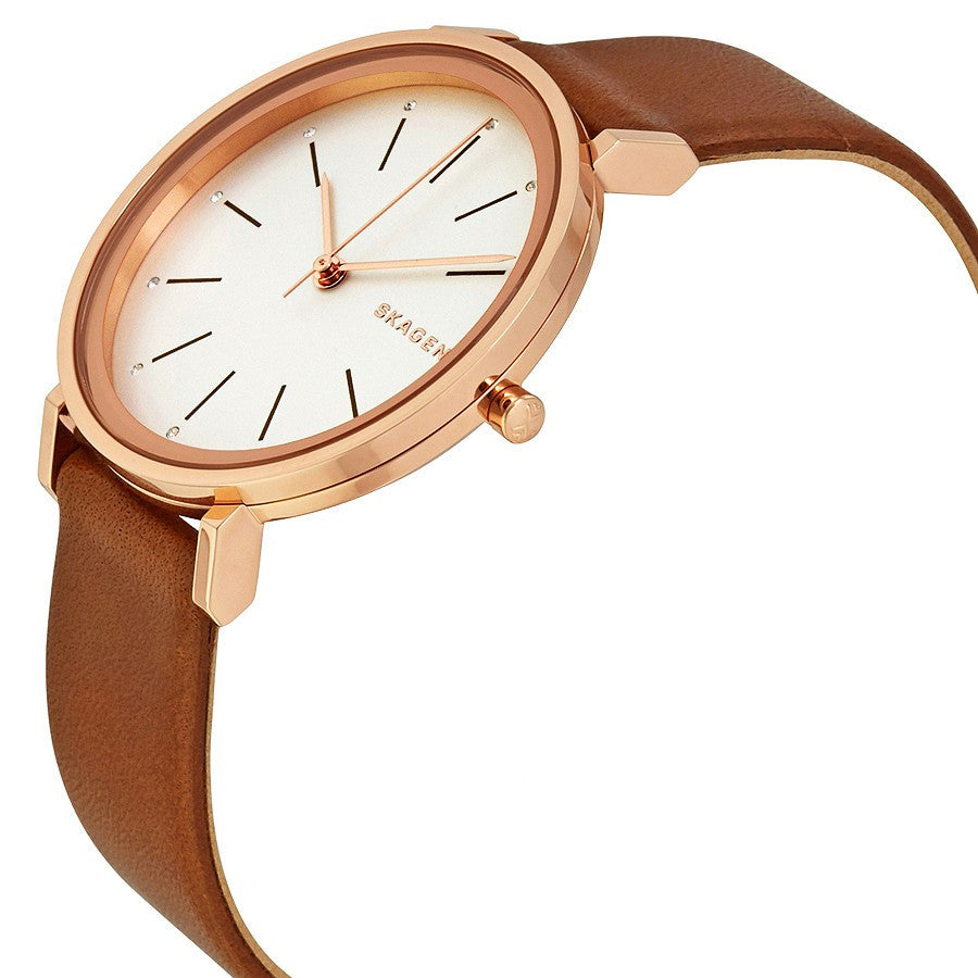 Hald Medium White Dial Ladies Casual Watch
