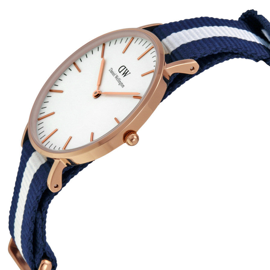 Classic Glasgow Rose Gold 36mm Ladies Watch