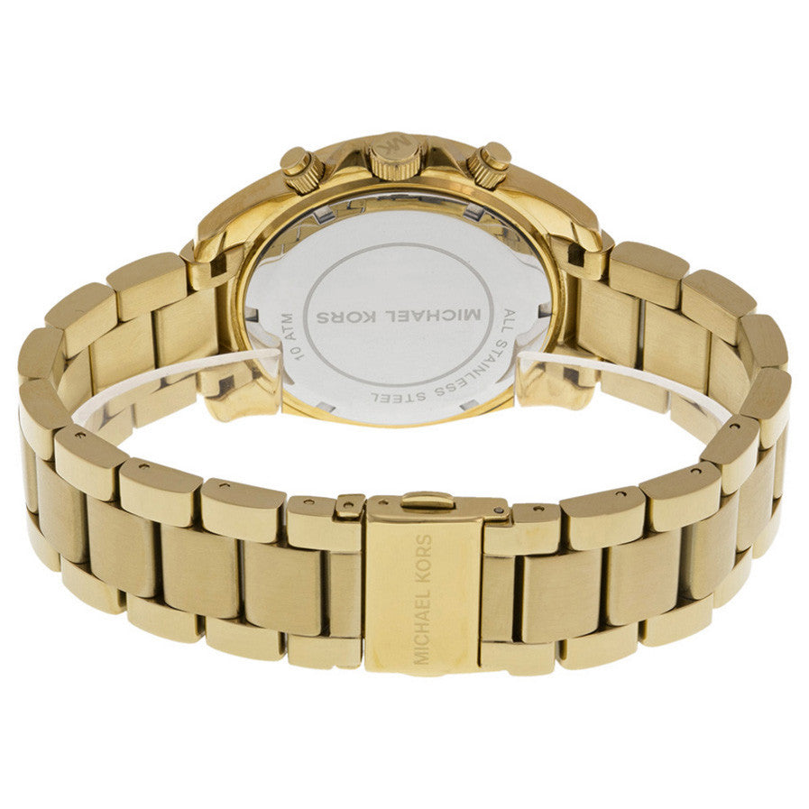 Golden Blair Glitz Ladies Watch