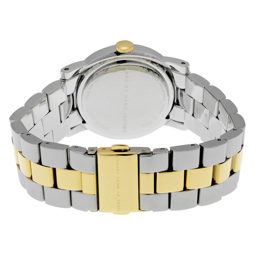 Amy Silver Dial Two-Tone Stainless Steel Ladies Watch