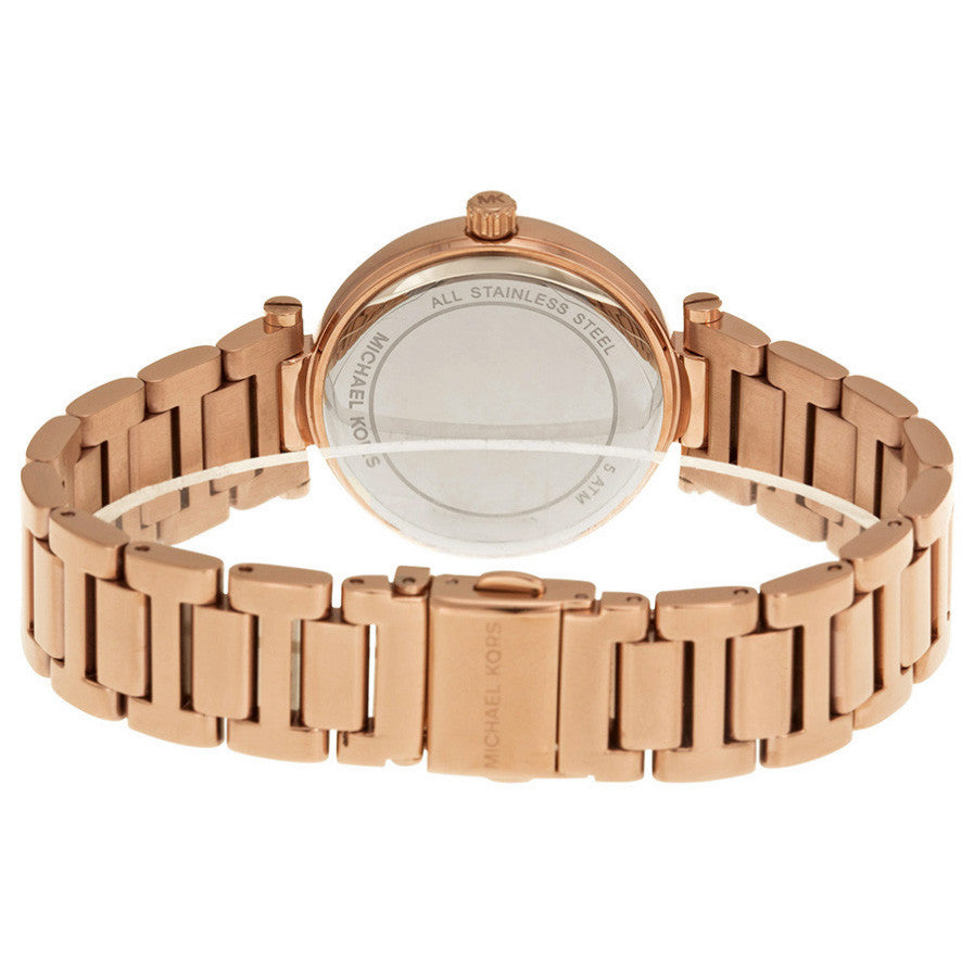 Skylar Rose Gold Dial Rose Gold-tone Ladies Watch
