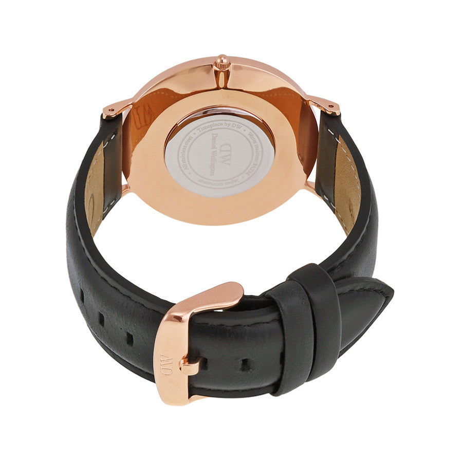 Classic Sheffield Rose Gold 40mm Men's Watch