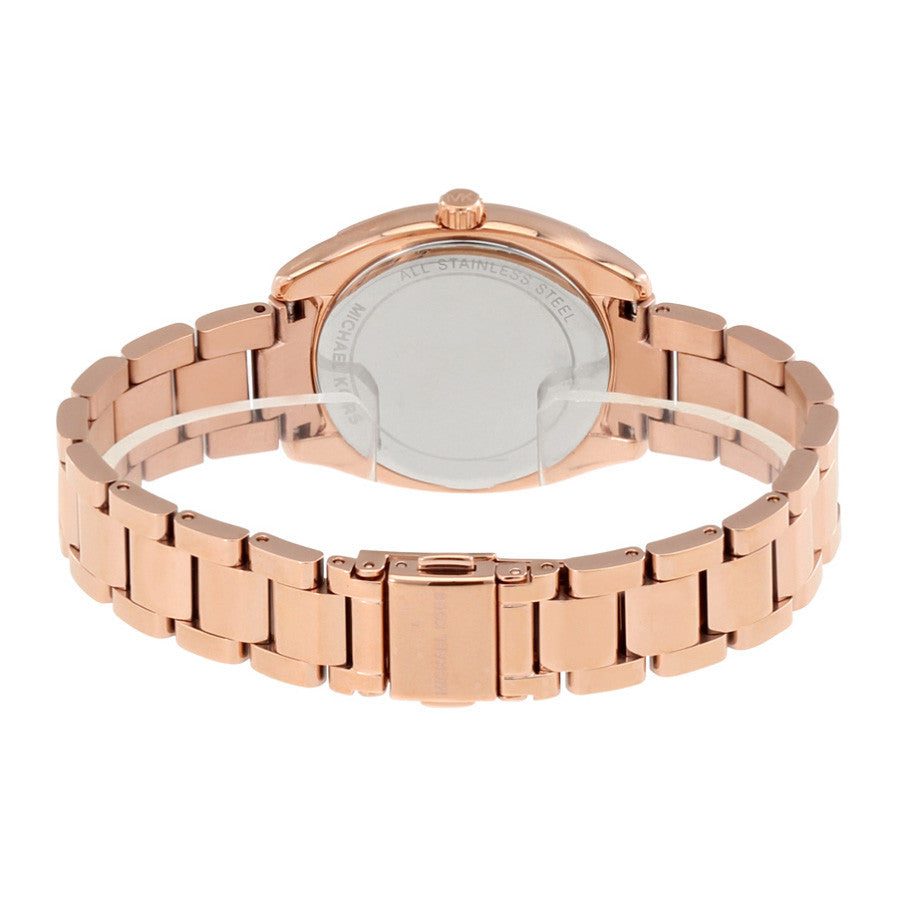 Mini Bryn Rose Gold Ladies Watch