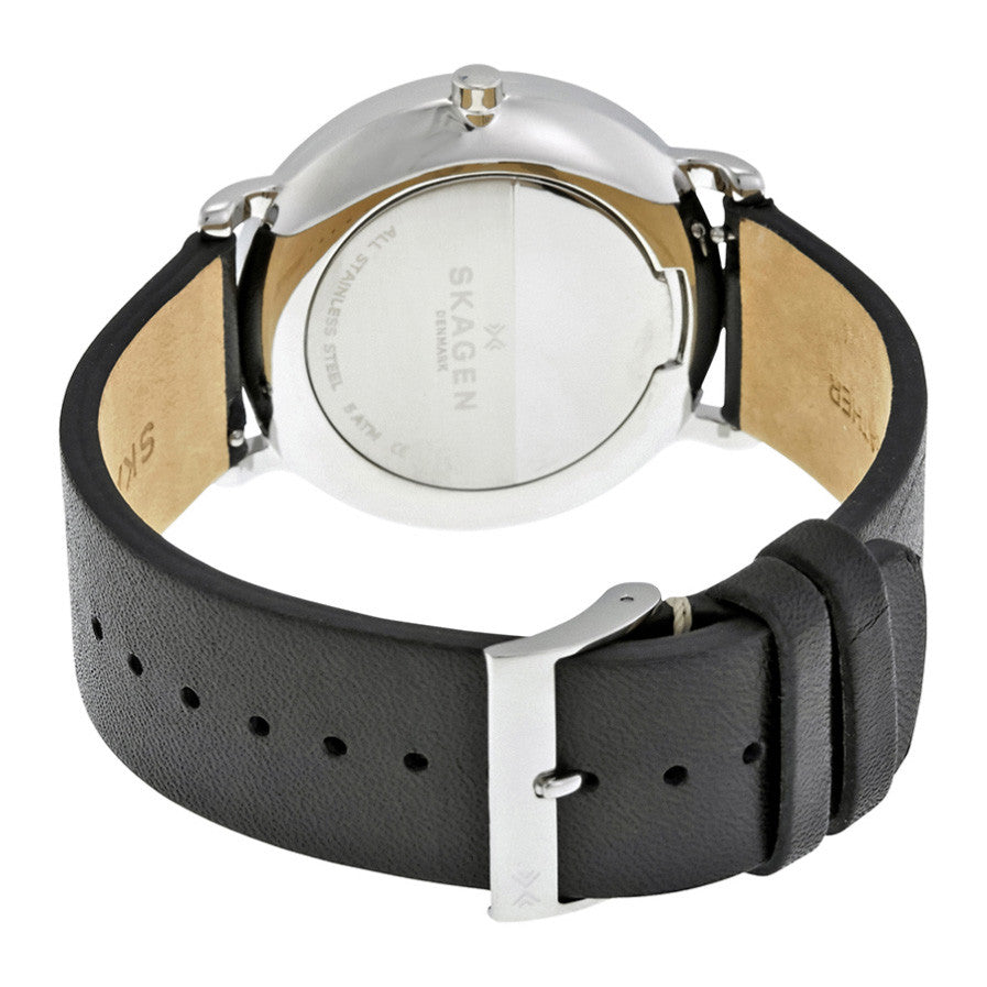 Hagen White Dial Men's Watch