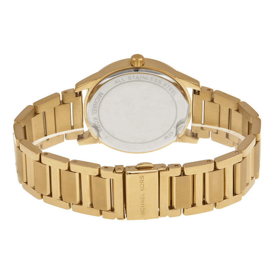 Hartman Gold-Tone Stainless Steel Ladies Watch
