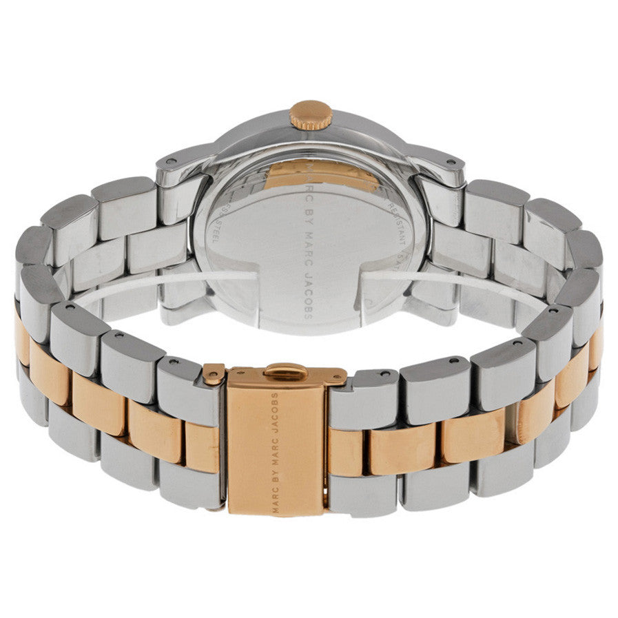 Amy Silver Dial Two-tone Bracelet Ladies Watch