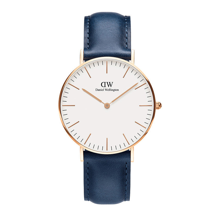 Classic Somerset Rose Gold 36mm Ladies Watch