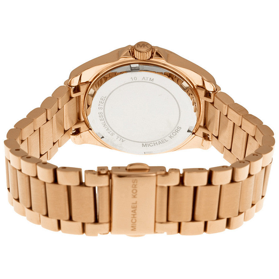 Blair Multi-Function Rose Gold-tone Ladies Watch