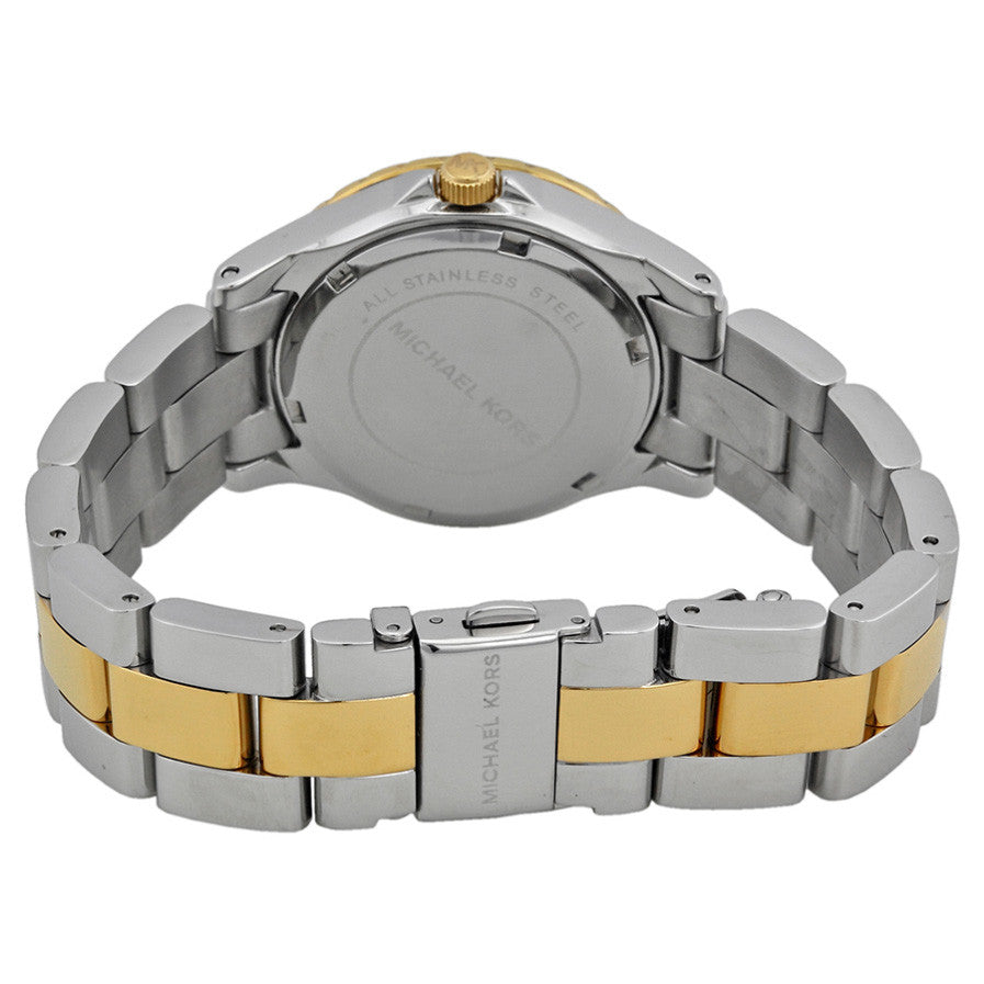 Madison Two-tone Ladies Watch