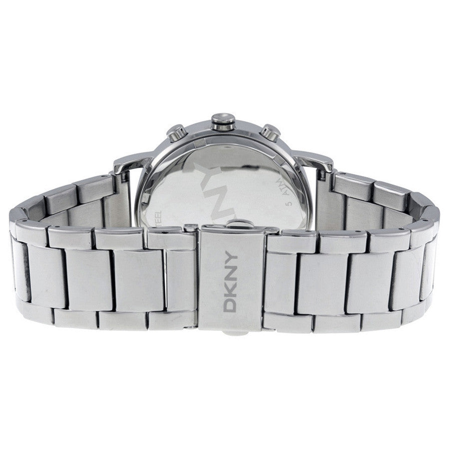 SoHo White Dial Stainless Steel Bracelet Ladies Watch