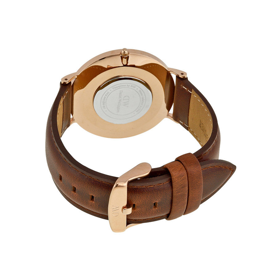 Classic St Mawes Rose Gold 40mm Men's Watch