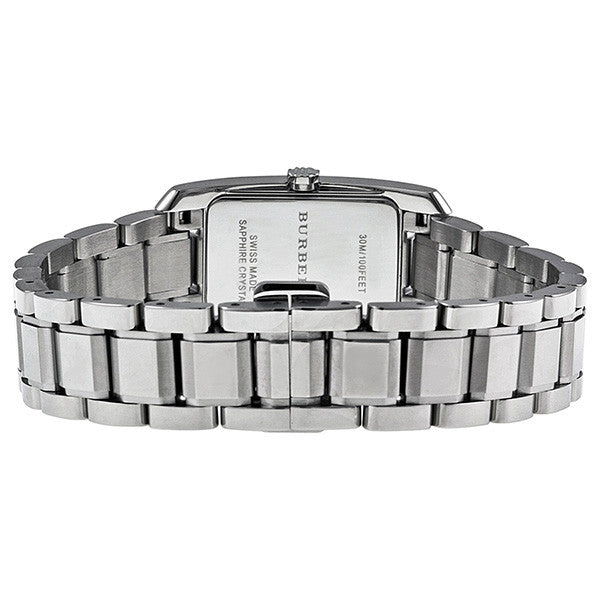 Heritage Silver Dial Stainless Steel Ladies Watch