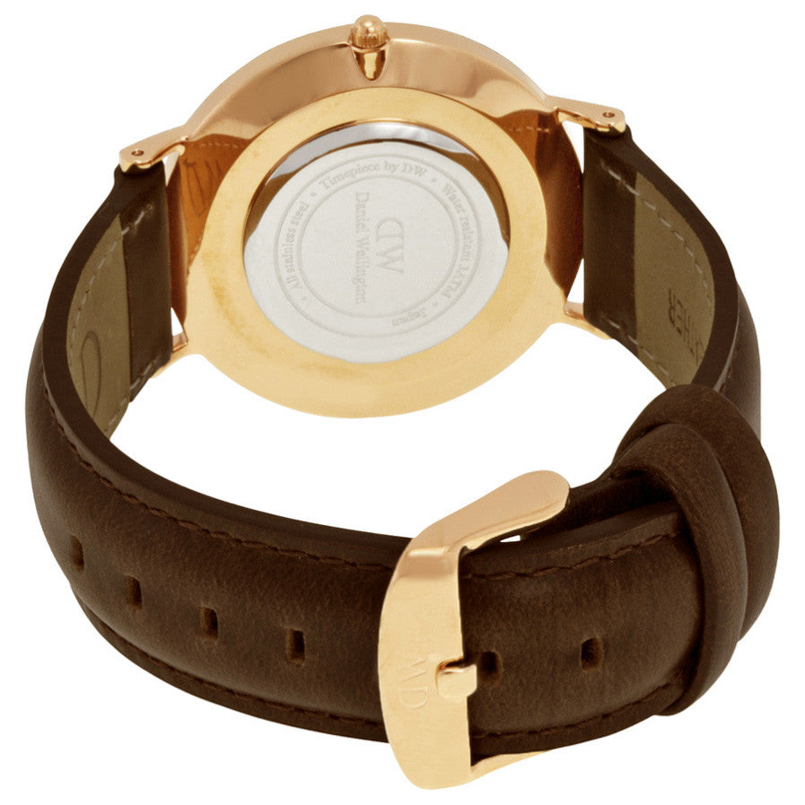 Classic Bristol  Rose Gold 36mm Ladies Watch