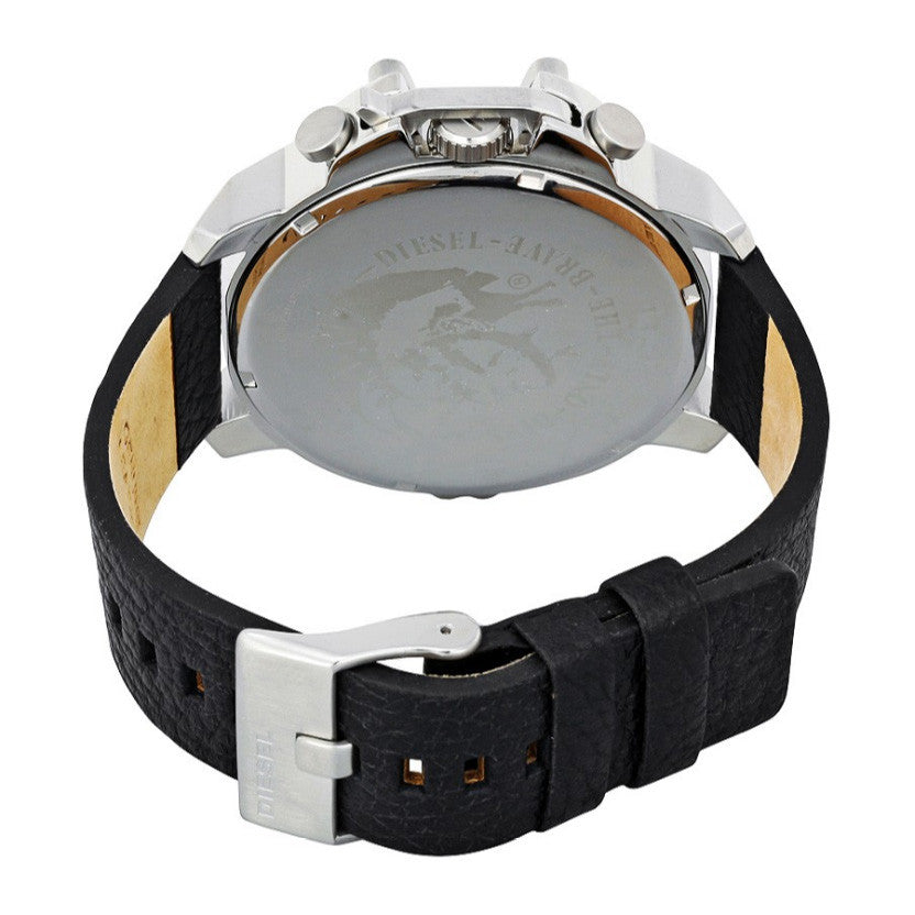 Deadeye Chronograph Men's Leather Watch