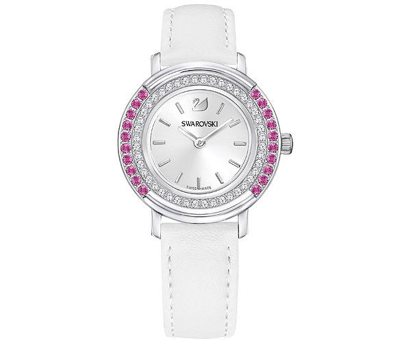 Playful Lady White Ladies Watch