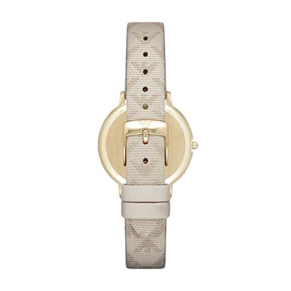 Kappa Silver Sunray Dial Ladies Watch