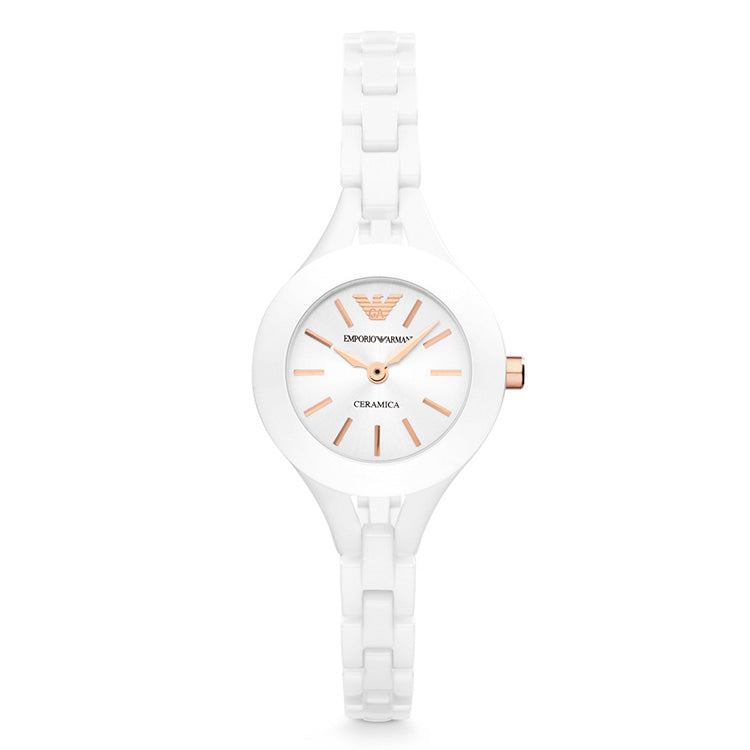 Dress White Dial Ladies Watch