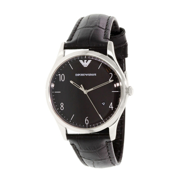 Classics Black Dial Men's Dress Watch