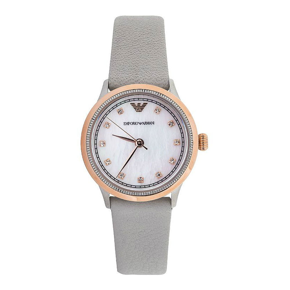 Mother Of Pearl Dial Ladies Watch