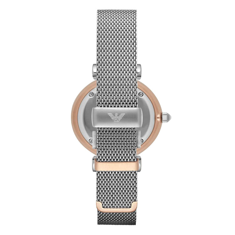 Retro Mother-Of-Pearl Dial Ladies Watch