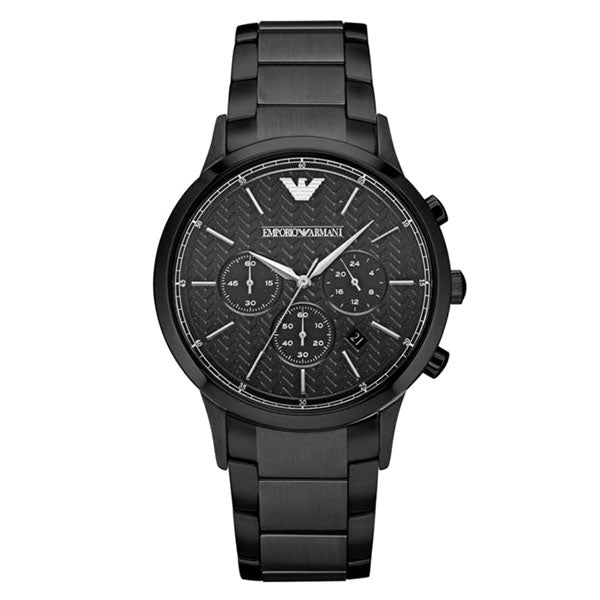 Dress Black Dial Men's Chronograph Watch