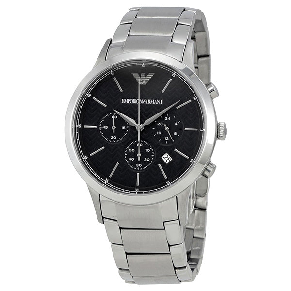 Dress Navy Blue Dial Men's Chronograph Watch