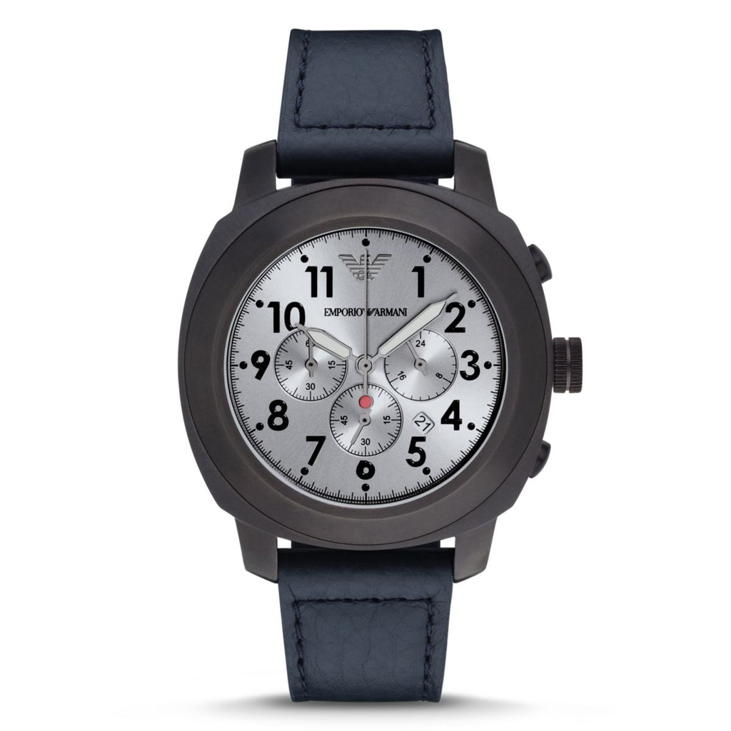 Sportivo Chronograph Gunmetal Dial Men's Watch