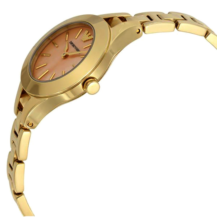 Dress Mother Of Pearl Dial Ladies Watch