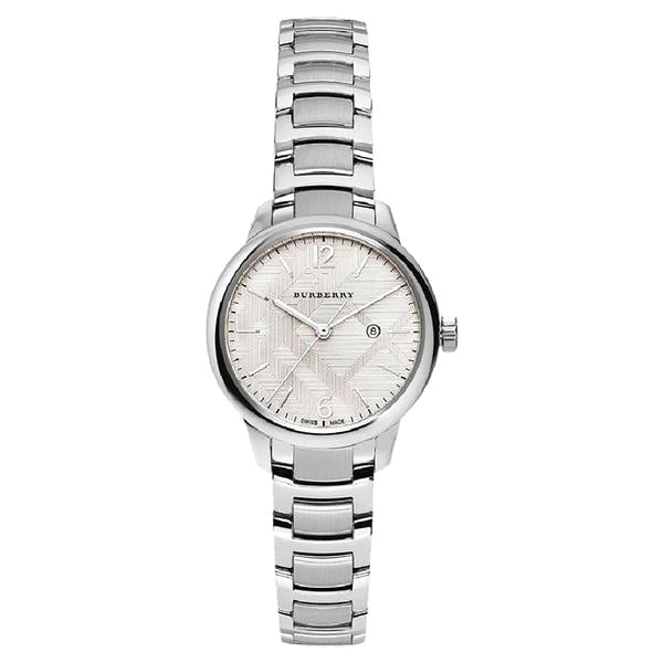 The Classic White Dial Men's Watch