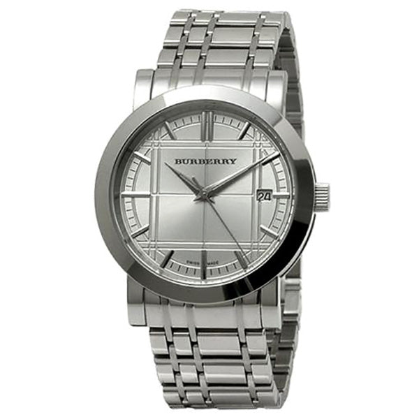 Heritage Silver Dial Stainless Steel Watch