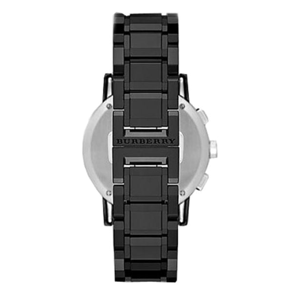 The City Precious Chronograph Black Ceramic Men's Watch