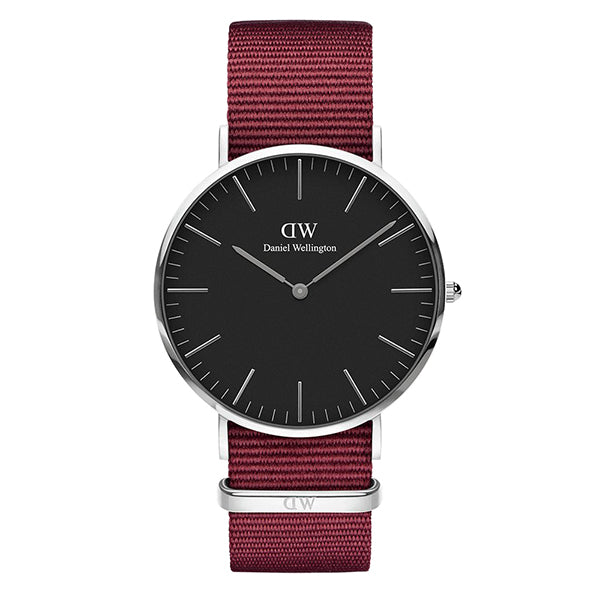 Classic Black Dial Roselyn 40mm Men's Watch