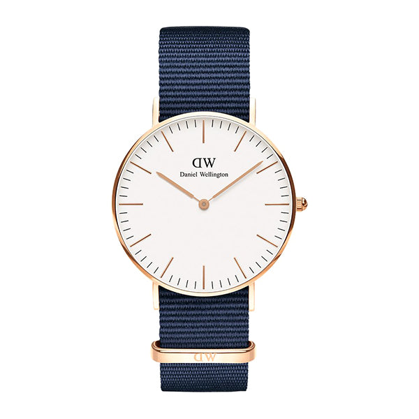 Classic Bayswater Rose Gold 36mm Ladies' Watch