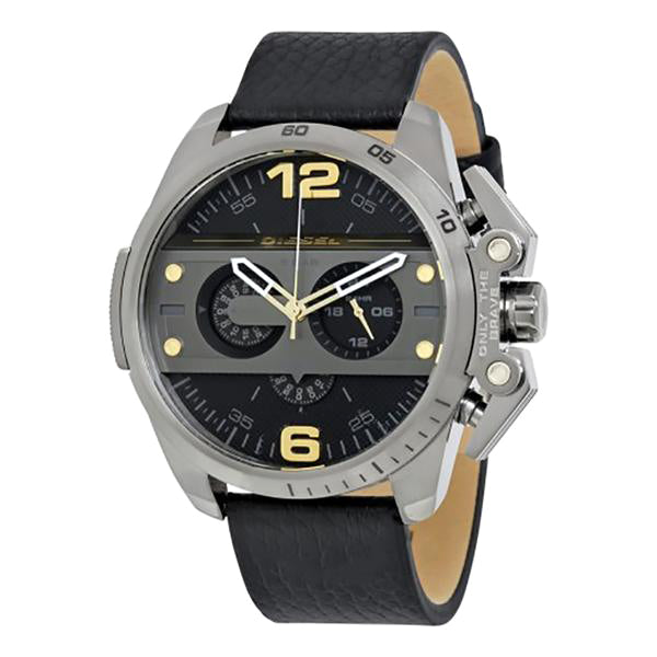 Ironside Black Dal Men's Chronograph Watch