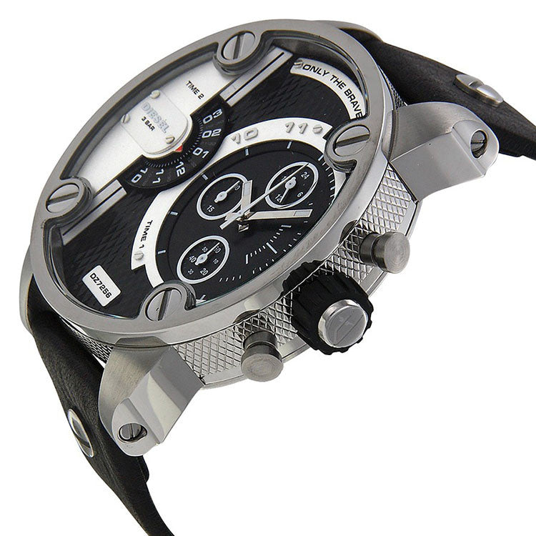 Little Daddy Black and Grey Dial Men's Watch