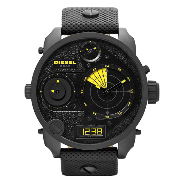 Mr. Daddy Black Dial Digital/Quartz Men's Watch