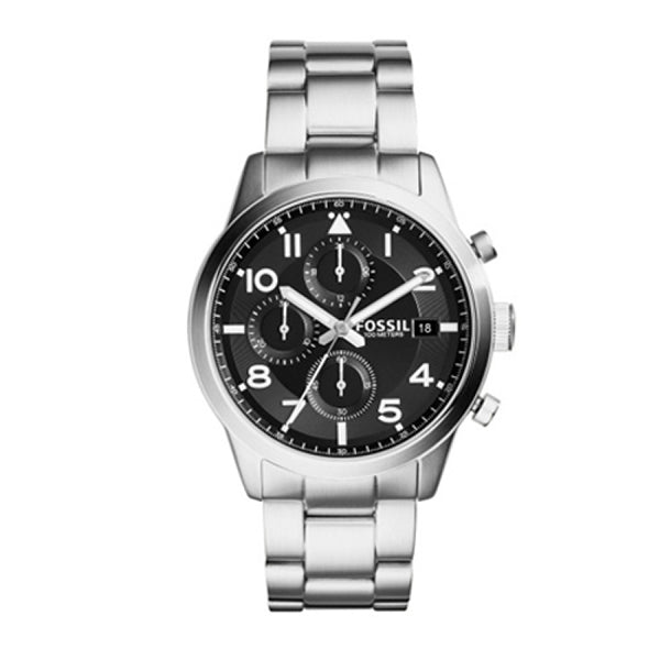 Fossil Daily Stainless Steel Men's Watch