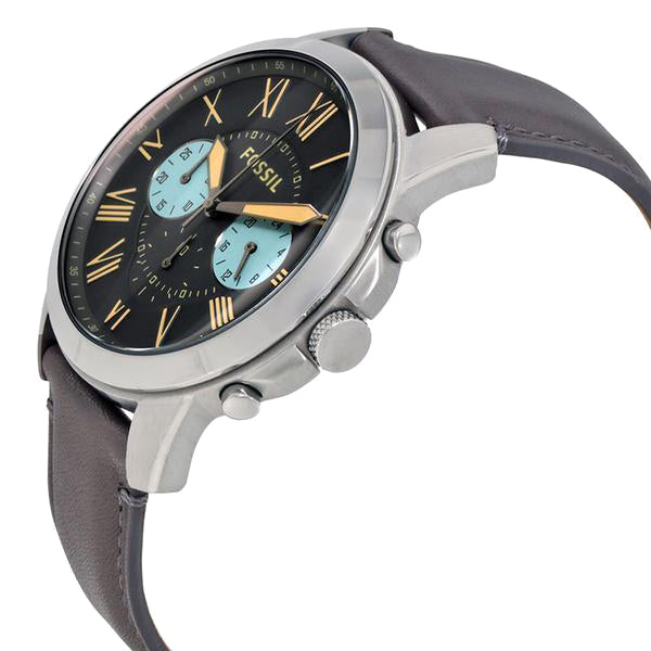 Grant Gunmetal Dial Men's Chronograph Watch