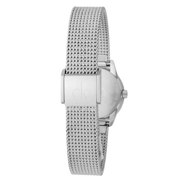 Minimal 26mm Grey Dial Ladies' Watch