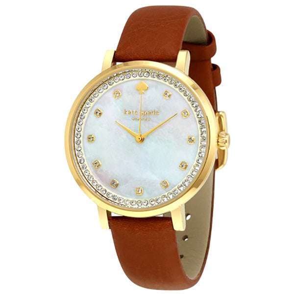 Monterey Mother of Pearl Dial Ladies Watch